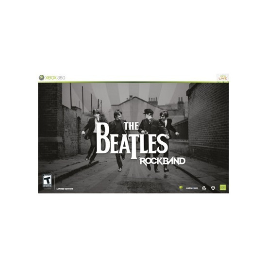 The Beatles: Rock Band - Limited Edition Bundle (Xbox 360)