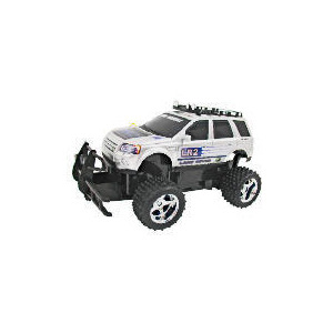 Photo of 1:15 R/C Land Rover and Dodge Hemi Asst Toy