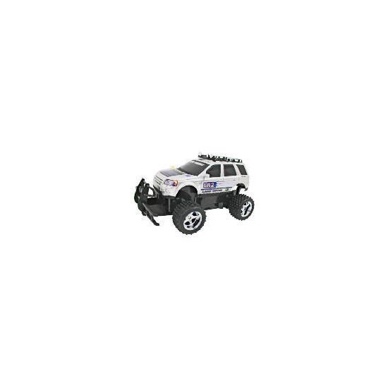 1:15 R/C Land Rover and Dodge Hemi Asst