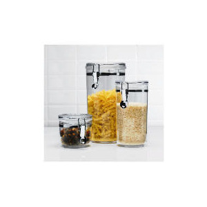 Photo of Tesco PS Clear Storage Set Kitchen Accessory