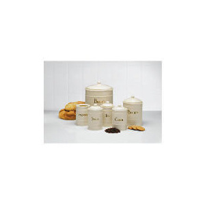 Photo of Tesco Heritage Canister Set Kitchen Accessory