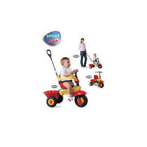 Photo of Smart Trike 3-In-1 Red/Yellow Toy