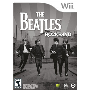 Photo of The Beatles: Rock Band - Game Only (Wii) Video Game