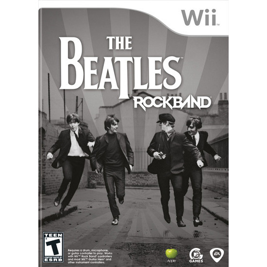 The Beatles: Rock Band - Game Only (Wii)