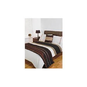 Photo of Bedcrest Bed In A Bag Natural Panel Kingsize Bed Linen