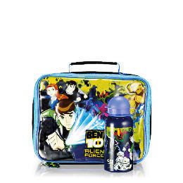 Ben 10 Lunchbag & bottle Reviews