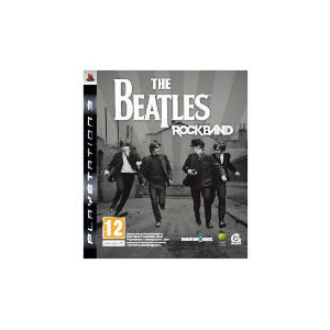 Photo of The Beatles: Rock Band - Game Only (PS3) Video Game