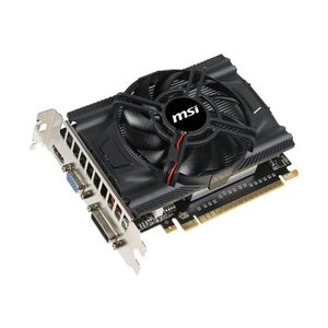 Photo of MSI GTX 650 OC 2GB Graphics Card