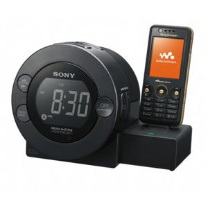 Photo of Sony ICF-C8WM Radio