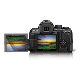 Olympus E-600 with 14-42mm lens Reviews