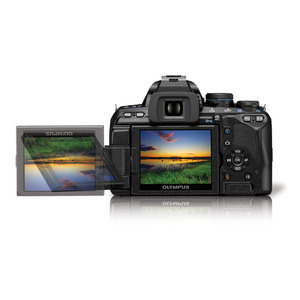 Photo of Olympus E-600 With 14-42MM Lens Digital Camera