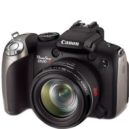 Canon Powershot SX20 IS Reviews
