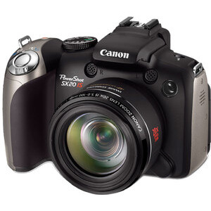 Photo of Canon Powershot SX20 IS Digital Camera