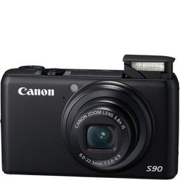 Canon Powershot S90 Reviews