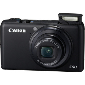 Photo of Canon Powershot S90 Digital Camera