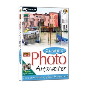 Photo of Avanquest Photo ArtMaster Classic Software