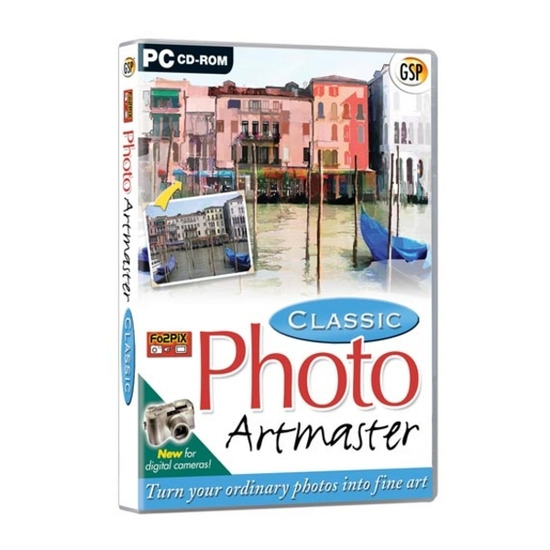Avanquest Photo ArtMaster Classic