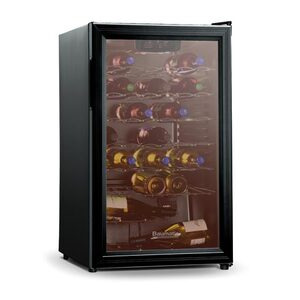 Photo of BAUMATIC BWE41SL Drinks Chiller Mini Fridges and Drinks Cooler