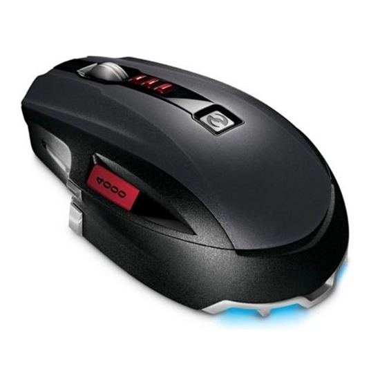 Microsoft Sidewinder X8 mouse