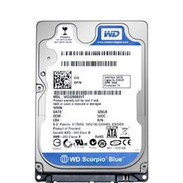 Western Digital Scorpio Blue WD3200BEVE 320GB Reviews