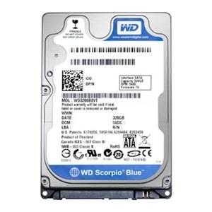 Photo of Western Digital Scorpio Blue WD3200BEVE 320GB Hard Drive