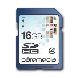 Photo of PURE MEDIA 16GBSDHC MEMORY USB Memory Storage