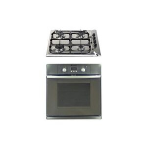 Photo of Hotpoint SY36X/1 + G640SX Cooker