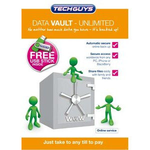 Photo of TECHGUYs Data Vault – Unlimited Software