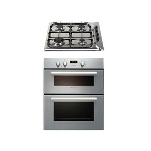 Photo of Hotpoint UY46X + G640SX Cooker