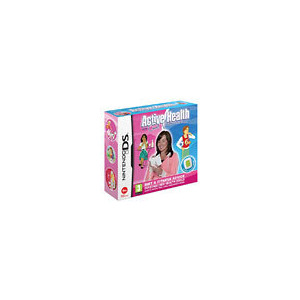 Photo of Active Health With Carol Vorderman (DS) Video Game