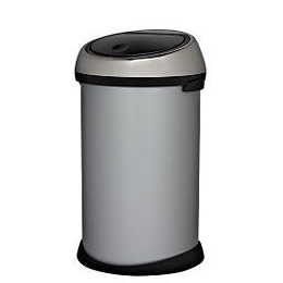Brabantia 50L metallic grey touch bin Reviews