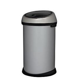 Brabantia 50L metallic grey touch bin Reviews