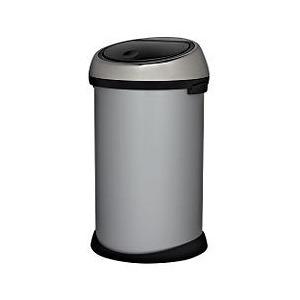 Photo of Brabantia 50L Metallic Grey Touch Bin Kitchen Appliance