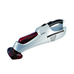 12V Hand Held Vacuum Red and Silver Reviews