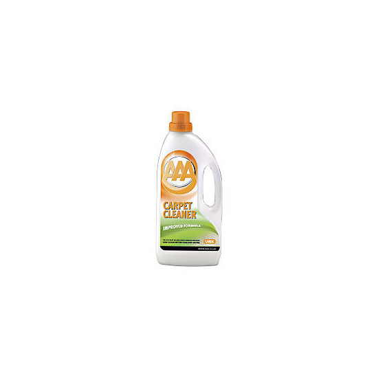 Vax Carpet Washer Cleaning Fluid