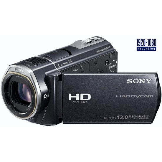 Sony Handycam HDR-CX505VE