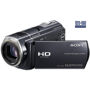 Photo of Sony HDR-CX520VE Camcorder