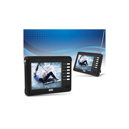 3.5 Inch Digital TV and Multimedia Player