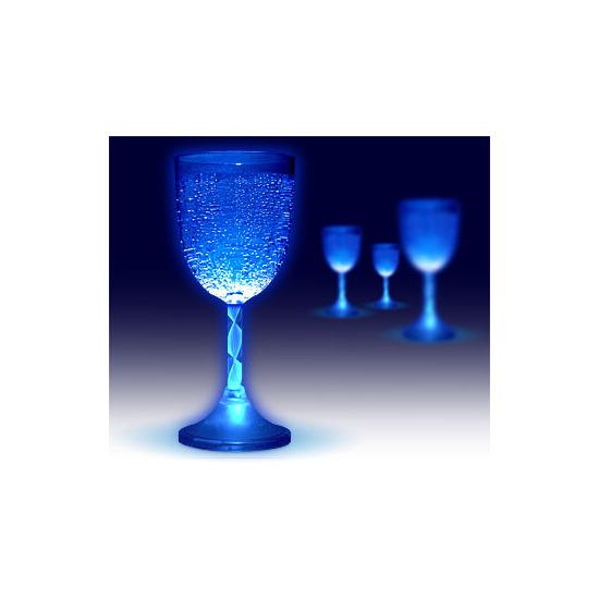 Glowing Glasses - Set of 6 Wine