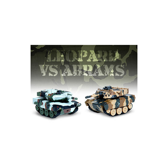 Infrared Micro Tanks
