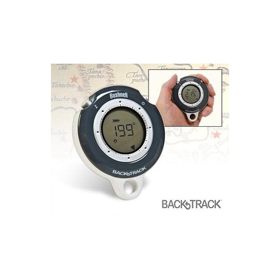 Backtrack GPS Finder