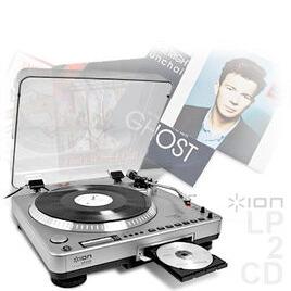 LP to CD Converter