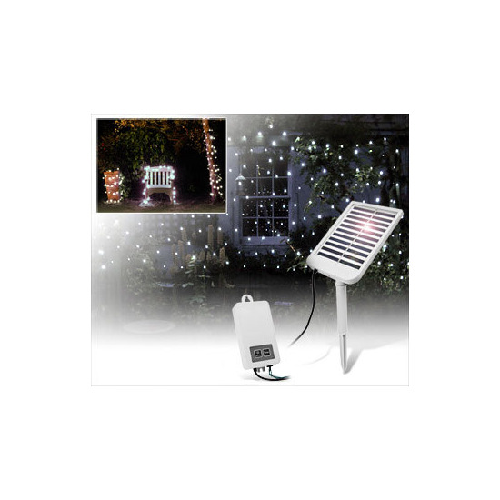 Solar Fairy Light Net