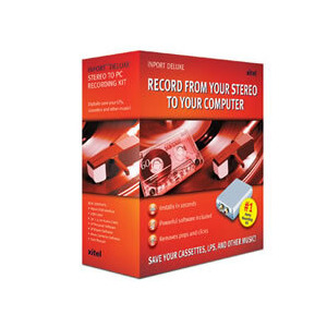 Photo of XITEL INPORT DELUXE MINI RECORDING STUDIO Software