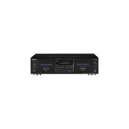 Sony TC-WE475 Black
