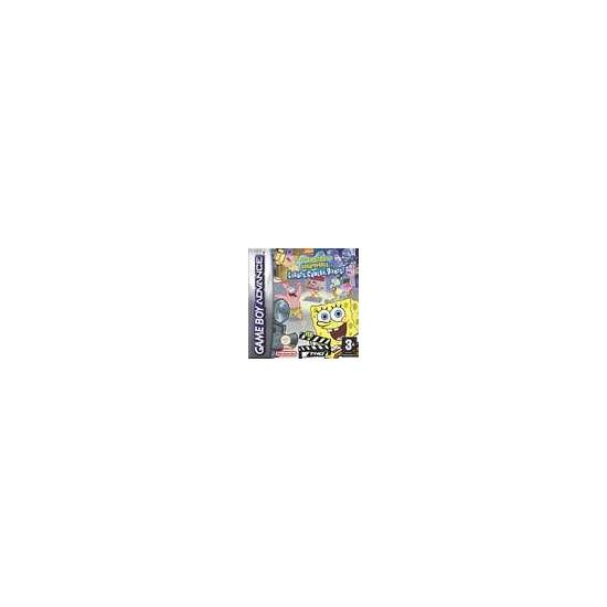 Spongebob Squarepants - Lights, Camera, Pants! Gameboy Advance