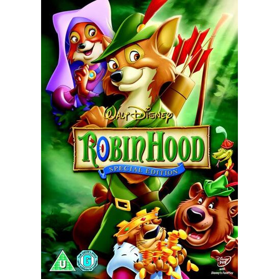 Robin Hood [Special Edition] (2007) DVD Video