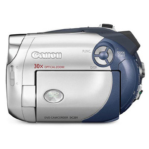 Photo of Canon DC201 Camcorder