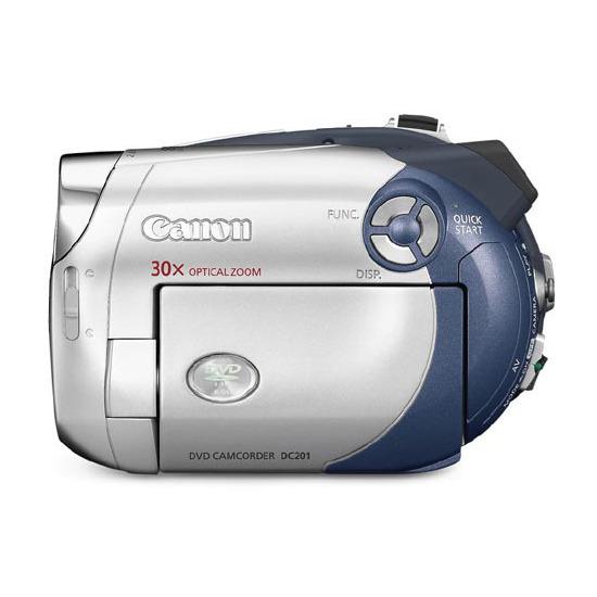 Canon DC201