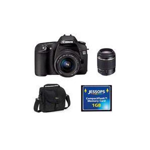 Photo of Canon EOS 30D Jessops Recommended Kit Camcorder Accessory